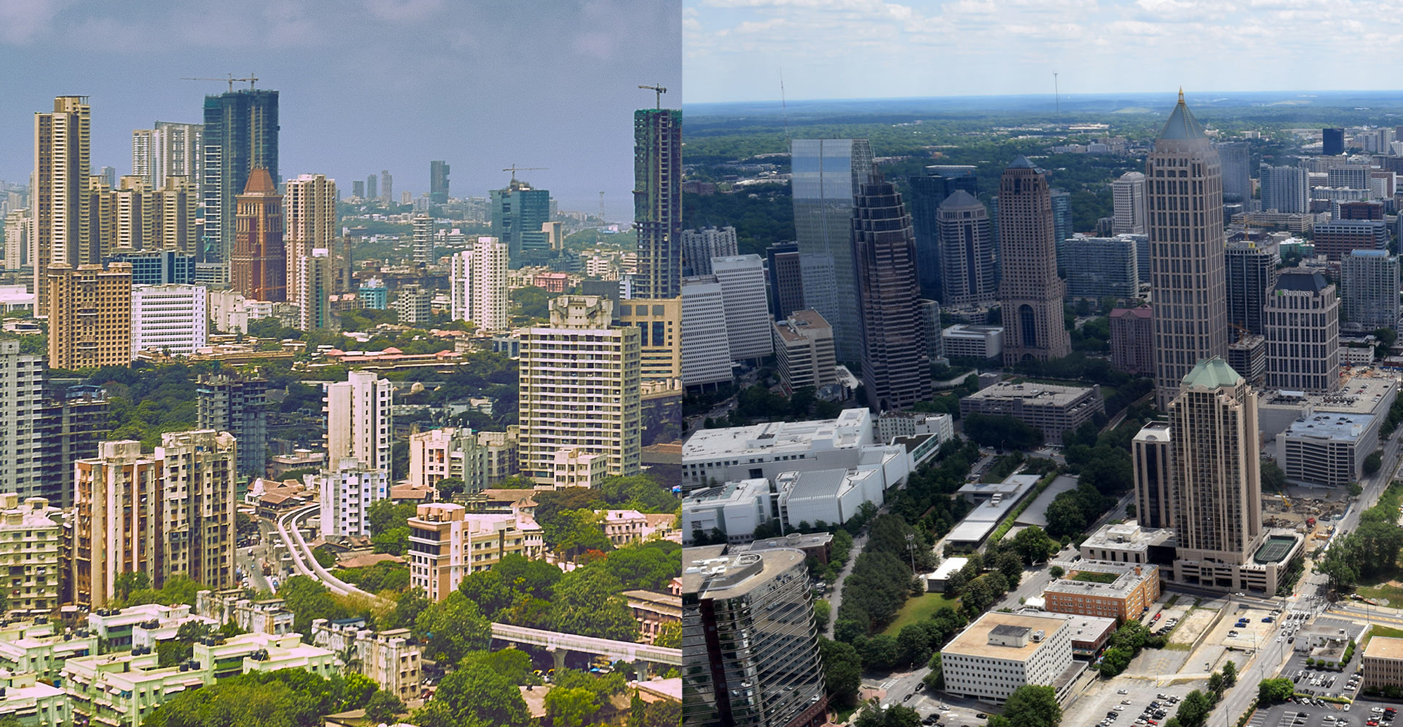 Does it matter if we can't distinguish Atlanta from Mumbai?