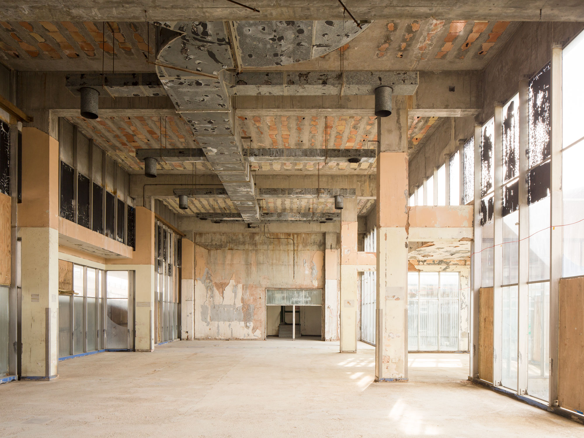 Block9 has a 10,000 sq ft space for events Photo Lewis Khan