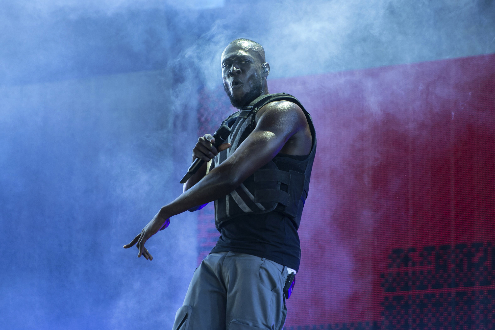 Grime artist Stormzy started his career at one of these venues. Photo: Getty