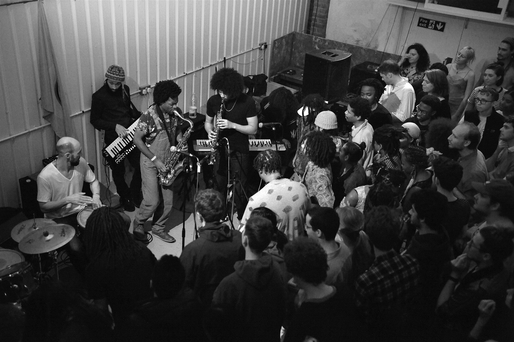 Steam down jam at Matchstick Piehouse Photo: George Nelson