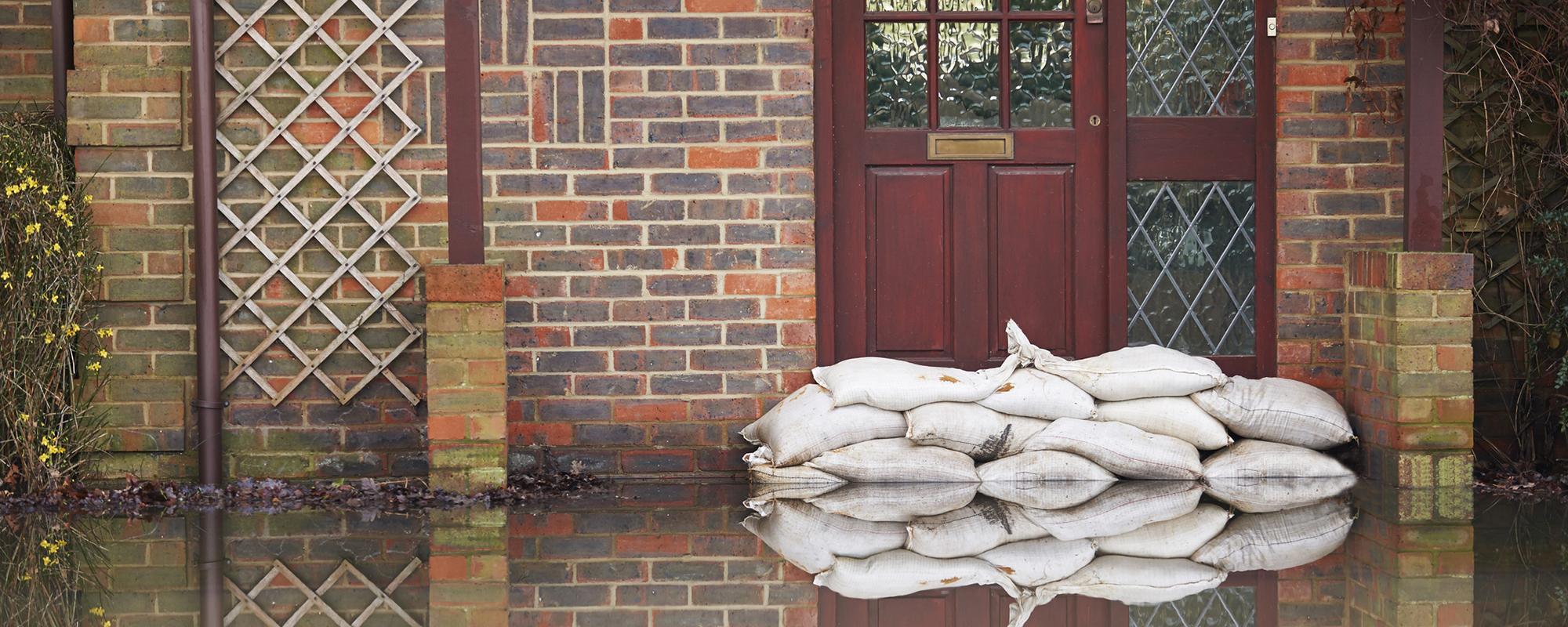 The increased risk of flooding is making insurers nervous (photo: Getty)