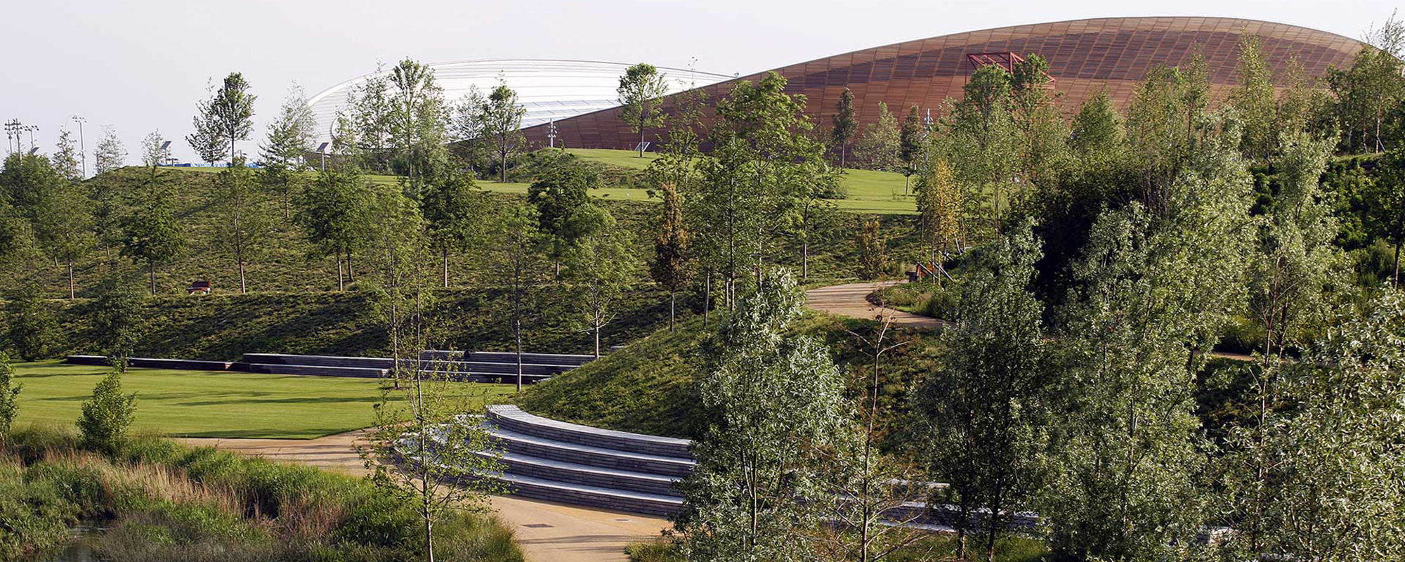 The Olympics should have been a defining moment for landscape-led design. Getty Images